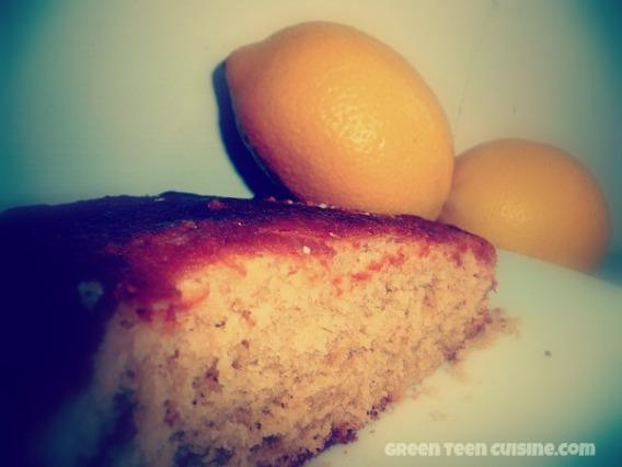 """Lemon Drizzle Cake"""